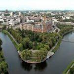 Разносторонняя столица Украины